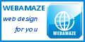 Webamaze. Web design for you